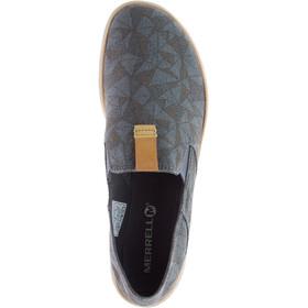 Merrell M's Duskair Moc Print Shoes Turbulence